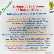 Glimpses of Great Masters: An Indian Classical Music Sampler - Various Artists - Various Artists