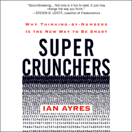 Super Crunchers (Unabridged) audiobook