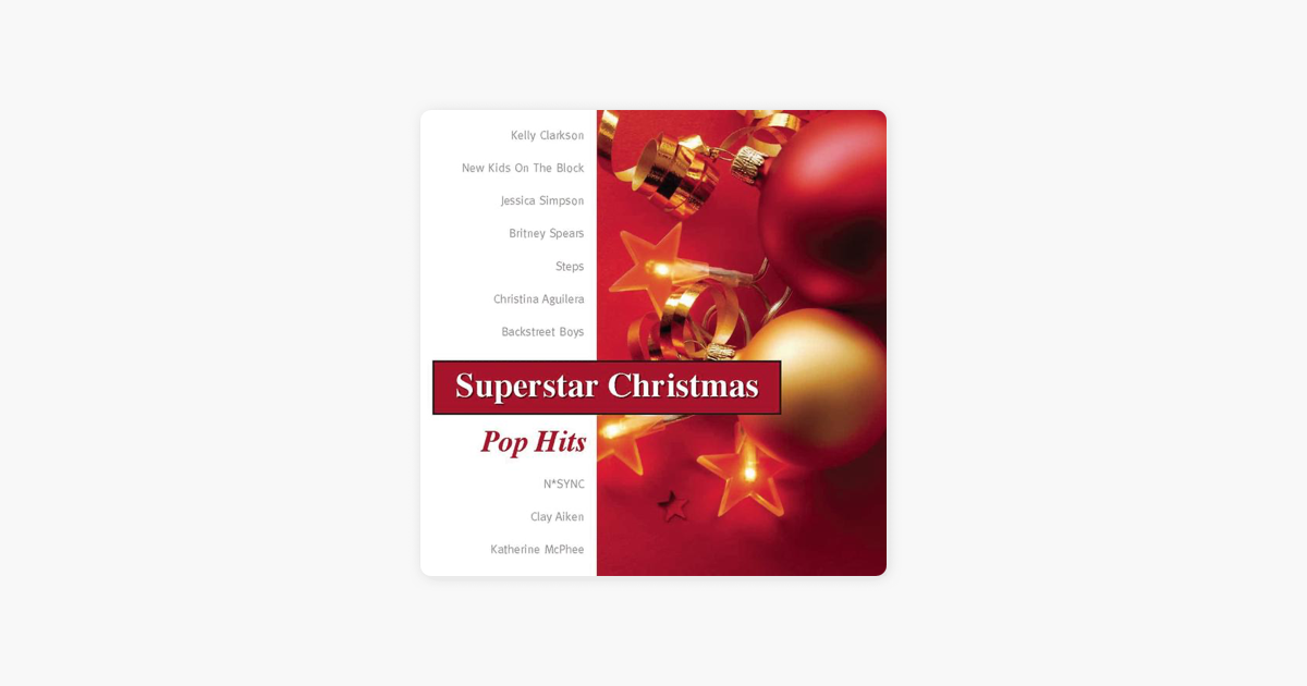 Superstar Christmas: Pop Hits by Various Artists on Apple Music