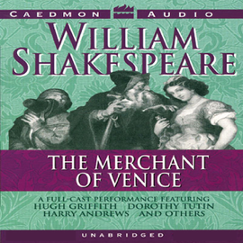 The Merchant of Venice (Unabridged) audiobook