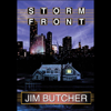 Jim Butcher - Storm Front: The Dresden Files, Book 1 (Unabridged) artwork