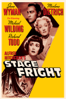 Alfred Hitchcock - Stage Fright  artwork