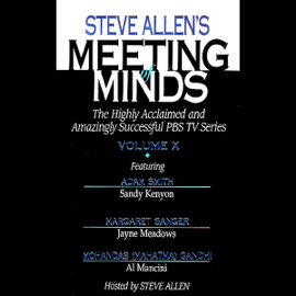 Meeting of Minds, Volume X audiobook