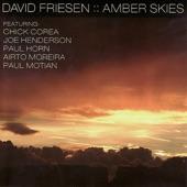 David Friesen - Blue and Green