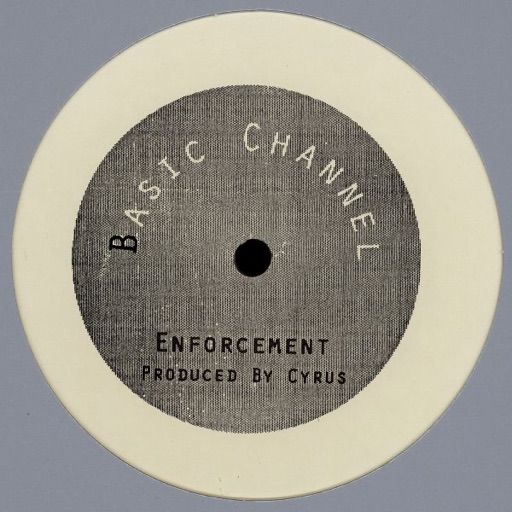 Enforcement - EP by Basic Channel