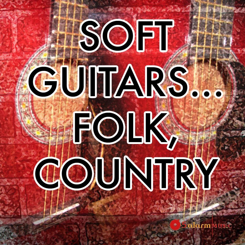 Soft Guitars - Folk, Country