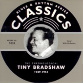 Tiny Bradshaw - Knockin' blues (07-25-51)