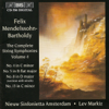 Lev Markiz & Amsterdam Sinfonietta - Sinfonia No. 5 In B Flat Major : II. Andante artwork