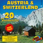 Austria & Switzerland - 20 Favourites - Vienna Session Singers - Vienna Session Singers