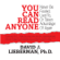 David J. & Lieberman - You Can Read Anyone: Never Be Fooled, Lied to, or Taken Advantage of Again (Unabridged)