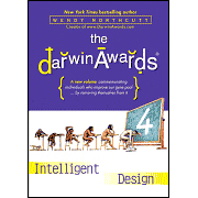 The Darwin Awards 4: Intelligent Design (Abridged Nonfiction) audiobook