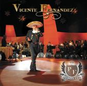 Vicente Fernández: Primera Fila (En Vivo) - Vicente Fernández Cover Art