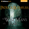 Patrick Rothfuss - The Wise Man's Fear: (Kingkiller Chronicles, Book 2) (Unabridged)  artwork