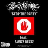 Stop the Party (Iron Man) [feat. Swizz Beatz] - Single
