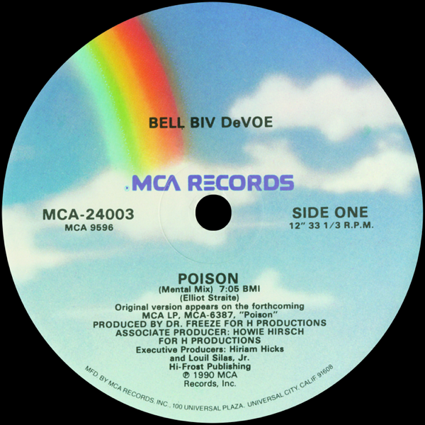 Poison Remixes Ep By Bell Biv Devoe On Itunes