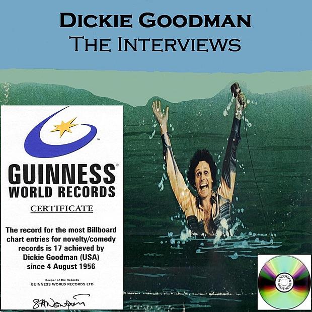 Dickie Goodman: The Interviews