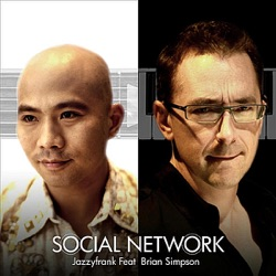 View album Jazzyfrank - Social Network (feat. Brian Simpson) - Single