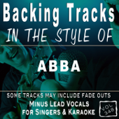 Backing Tracks in the style of ABBA Vol 348 (Backing Tracks)