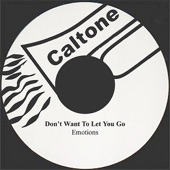 Emotions - Don't Want To Let You Go