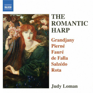 Judy Loman - The Romantic Harp