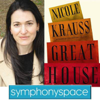 Nicole Krauss - Thalia Book Club: Nicole Krauss' 'Great House' artwork