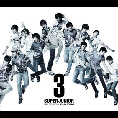 Dai3syuu SORRY,SORRY - Super Junior
