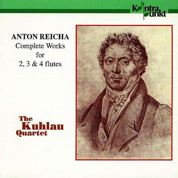 Reicha: Works for 2, 3 and 4 Flutes by The Kuhlau Quartet, Bent Larsen,  Toke Lund Christiansen, Ole Birger Pedersen & Henrik Svitzer on Apple Music