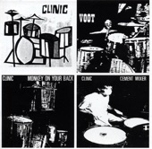 Clinic - Monkey On Your Back