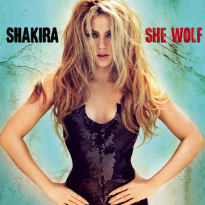Shakira - She Wolf (Deluxe Version)