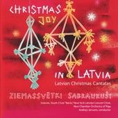 New York Latvian Concert Choir - Nakat Ieksa, Ziemassvetki