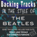 Yesterday (backing track in the style of The Beatles) [Backing Track] - Backing Tracks Minus Vocals