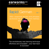 Earworms Learning - Rapid German: Volume 1 (Unabridged) artwork