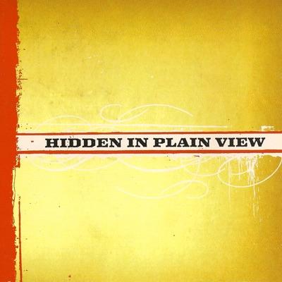 Hidden in Plain View - EP - Hidden In Plain View