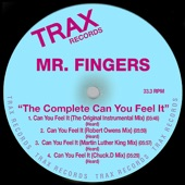 Mr.Fingers - Can You Feel It