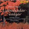 Helmuth Rilling, Jurgen Uhde and Renate Werner Piano Duo & Stuttgart Gachinger Kantorei - Brahms: Liebeslieder Waltzes Op. 52 - Neue Liebeslieder Waltzes Op. 65 artwork