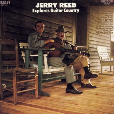 Jerry Reed Explores Guitar Country - Jerry Reed