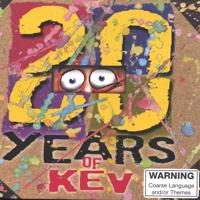 Kevin Bloody Wilson - 20 Years of Kev artwork
