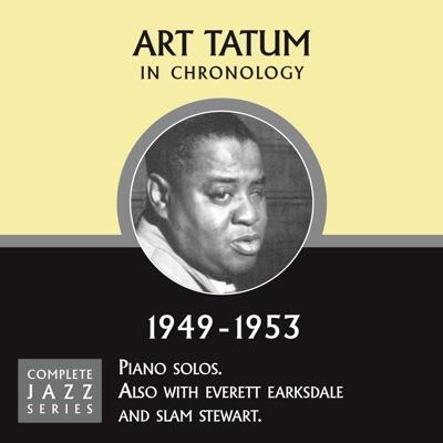 Complete Jazz Series 1949 - 1953 - Art Tatum