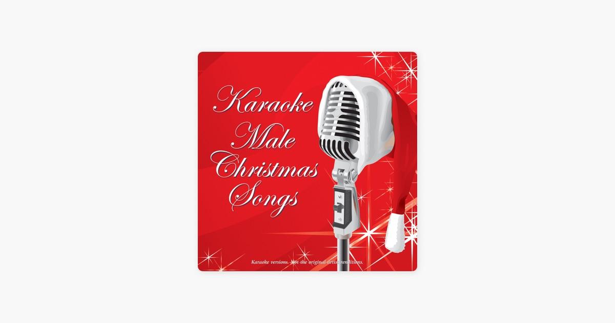 Karaoke - Male Christmas Songs by Ameritz Karaoke Band on Apple Music