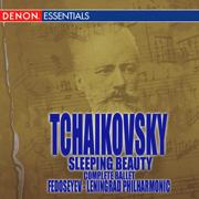 Tchaikovsky: Sleeping Beauty: Complete Ballet - Vladimir Fedoseyev & Moscow RTV Symphony Orchestra - Vladimir Fedoseyev & Moscow RTV Symphony Orchestra