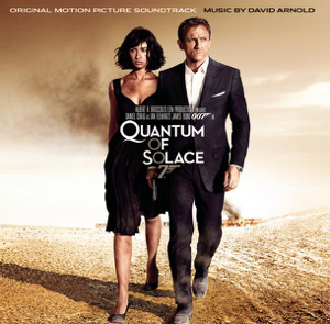 David Arnold - 007: Quantum of Solace (Original Motion Picture Soundtrack)