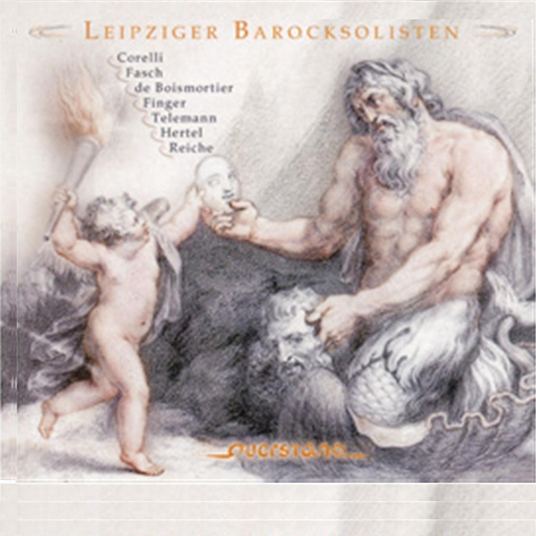 Concerto a cinque In D-Dur für Trompete, zwei Oboen, zwei Fagotte : Plaisanterie, Duetto