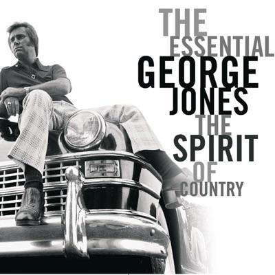 The Essential George Jones (The Spirit of Country) - George Jones
