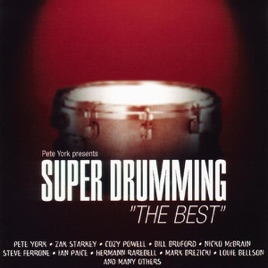 ‎Pete York Presents Super Drumming: