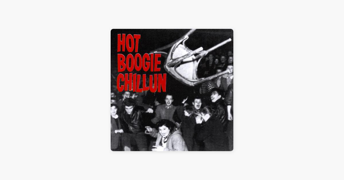 Hot Boogie Chillun Black Cat S Bone