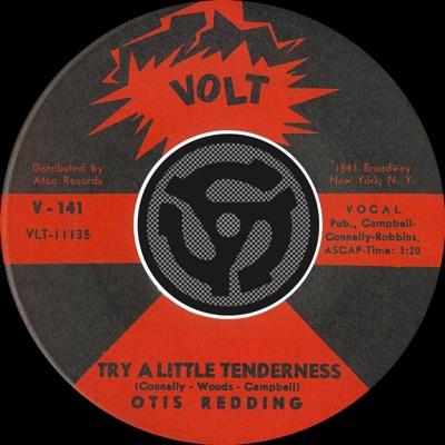 Try a Little Tenderness / I'm Sick Y'all - Single - Otis Redding