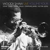 Woody Shaw - The Time Is Right