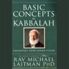 Rabbi Michael Laitman - Basic Concepts in Kabbalah: Expanding Your Inner Vision (Unabridged) artwork