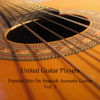 Popular Hits On Spanish Acoustic Guitar, Vol. 3 - United Guitar Players