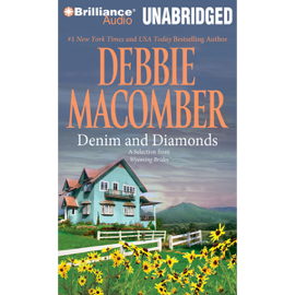 Denim and Diamonds: A Selection from Wyoming Brides audiobook